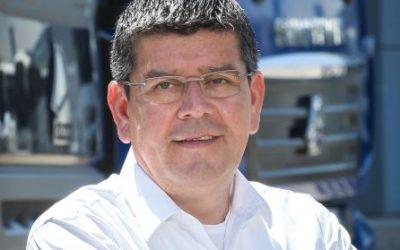 """""""Mi foco está 100% en el cliente""""// Francisco Pujado, Gerente Camiones de Gildemeister"""