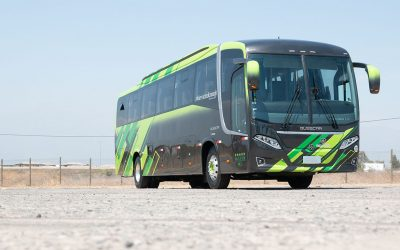 Busscar Vissta Buss 340// ADN brasileño