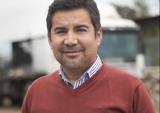 """Carlos Farías: """"Soy feliz en lo que hago"""""""