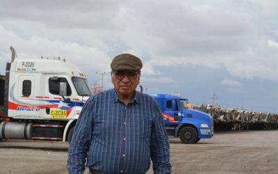 Lincoyán Bautista, Transportes De y Fe// Vuelve a reinventarse