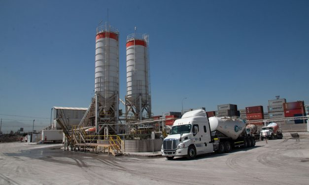 Transporte e industria cementera// Una alianza concreta