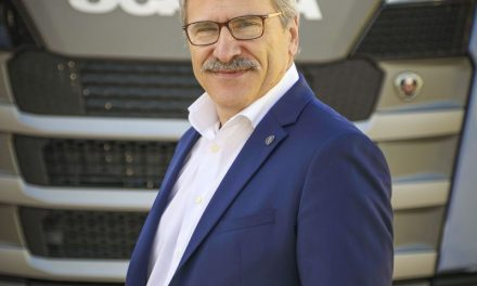 Pascal Zappone, Director General Scania Chile