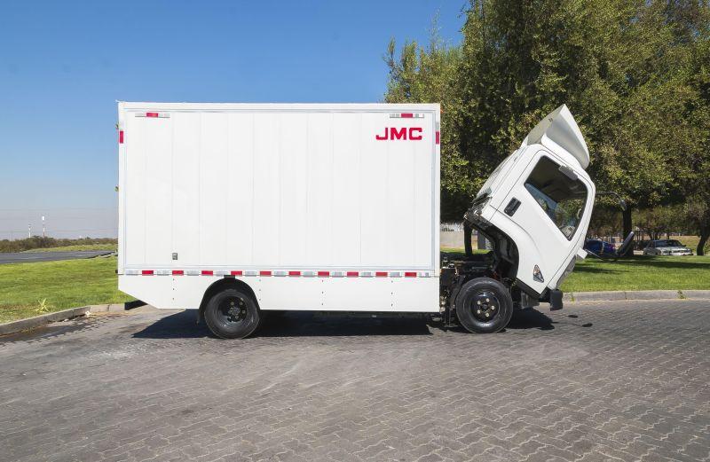JMC Conquer EV: Un citadino eléctrico
