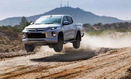 La favorita llega más robusta// Mitsubishi L200 Dakar HP