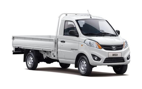 Cidef-Foton reafirma su liderazgo en la categoría de vehículos comerciales en EXMA