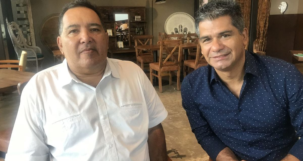AGETICH// Reunión gremial Chile-Paraguay