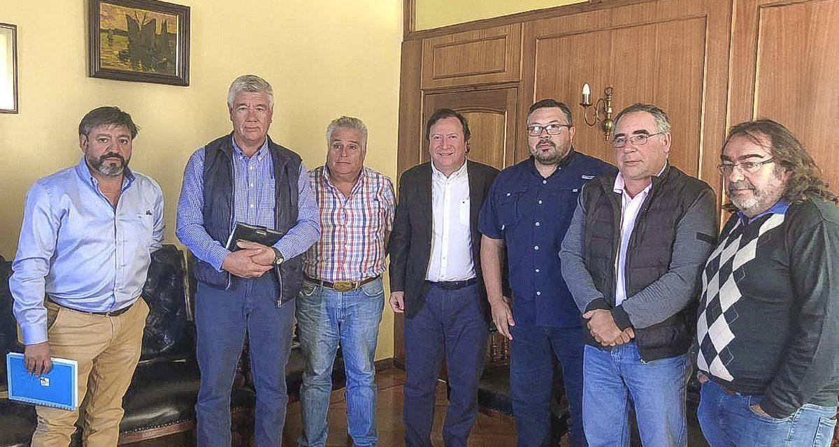 CNTC// Autoridades y transportistas contra el bypass de Talca