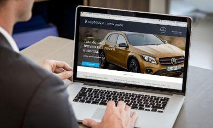 Kaufmann presenta nuevo y único servicio de venta online: Tu Mercedes-Benz dónde y cuándo quieras