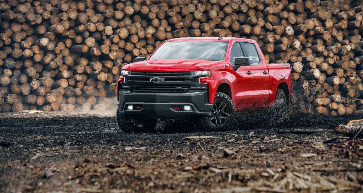 Chevrolet celebra sus 100 años de Pick-Ups presentando All New Silverado 2019