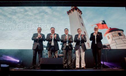 Volvo Chile invierte más de $1.200 millones en sucursal en La Serena