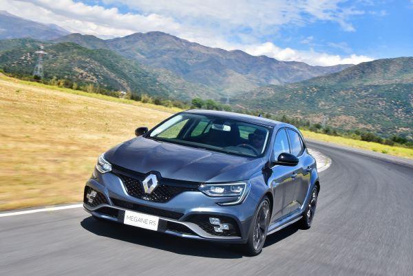 Renault Megane RS recibe el premio al deportivo del año