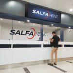 Rent a Car de Salfa abre nuevo punto de atención en Aeropuerto La Araucanía