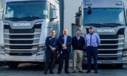Productos Nestlé serán transportados en la primera flota de la Nueva Generación Scania