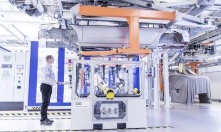 Audi expande la impresión 3D para su producción de vehículos