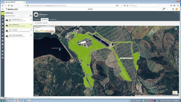 TomTom Telematics Chile presenta la solución para las empresas agrícolas en la IFT AGRO 2019