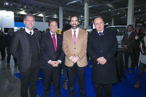 Fitran soc-Gonzalo Lira, José Luis Domínguez, Víctor Manuel Jorquera y Sergio Pérez.
