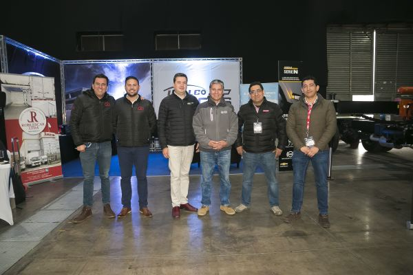 Fitran soc-Cristián Robles , Juan Antonio Robles, Néstor Insunza, Marcos Salazar, Pablo Ferrada y Carlos Soto.