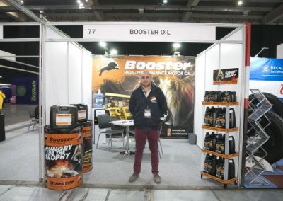 Fitran stands Booster Oil