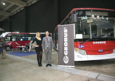 Fitran stands Geobus