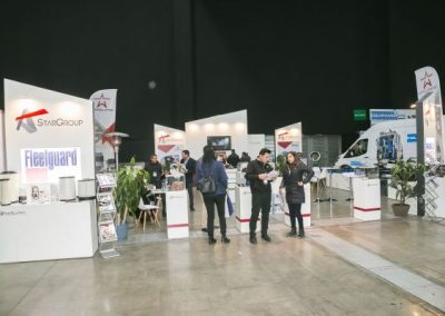 Fitran stands StarGroup