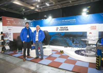 Fitran stands Truck Center