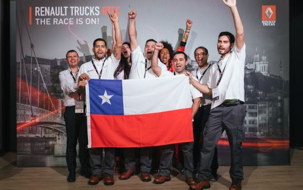 Final mundial Rtec Renault Trucks: El desafío de la excelencia en servicio