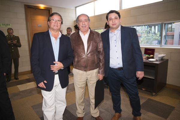 Soc ABI-Jorge Aspee, Guillermo Jelvez y Cristián Peña.