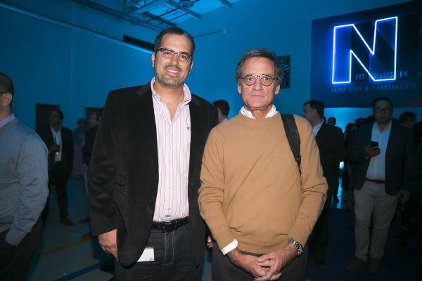 Soc Lanz GM-Luis Moya y Carlos Fabres.