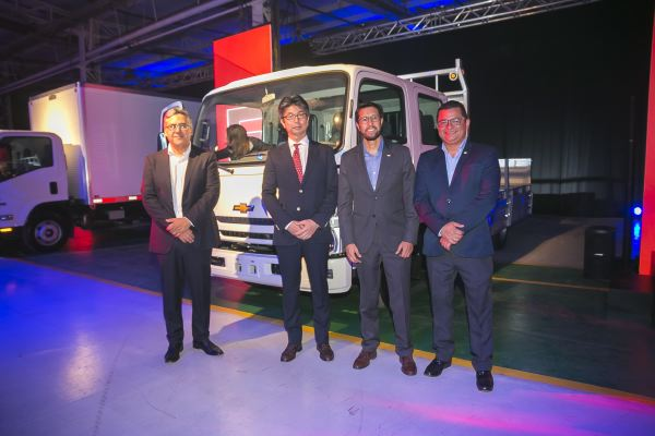 Soc Lanz GM-Mauricio Herrera, Takashi Ichinose, Camilo Montejo y Andrés Plaza.