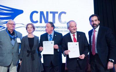 Día del  Camionero CNTC y Chiletransporte: Juntos, más fuertes