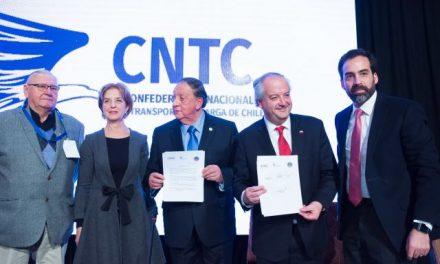 5. Día del  Camionero CNTC y Chiletransporte: Juntos, más fuertes