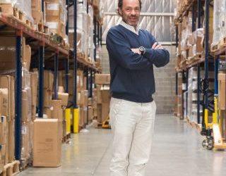 """Francisco Pavez, EIT Logística: """"Nos diferencia la calidad de servicio"""""""