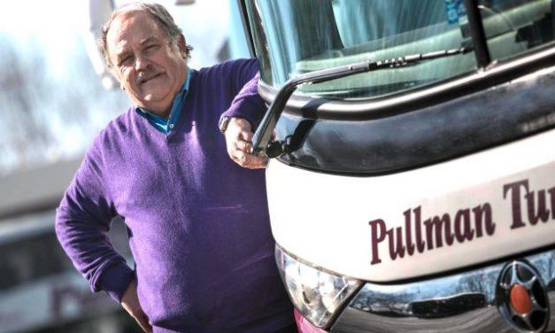 Leopoldo Sepúlveda, PullmanTur: Adiós, sureño de corazón.