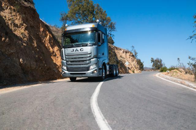 Jac K7: Un gigante que luce sus detalles