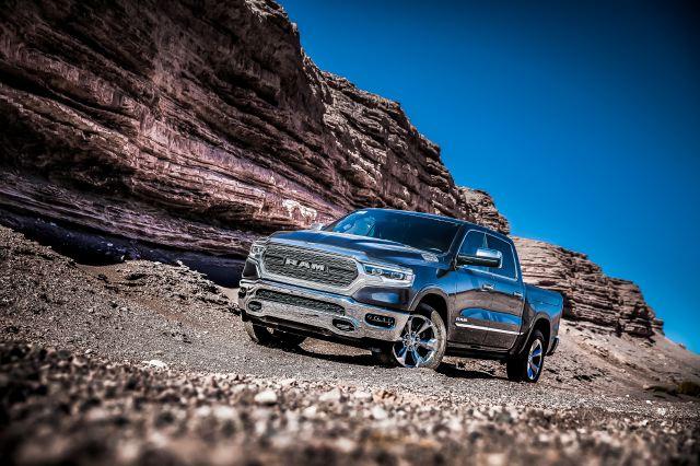 RAM 1500 Limited: No hay camioneta más lujosa