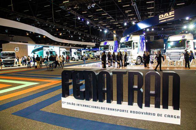 1. RevistaT en Fenatran Brasil:  Conocimos el futuro del transporte