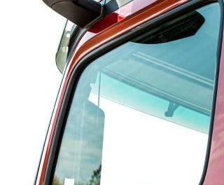 Especial Fenatran// Nuevo Actros de Mercedes Benz: Sin espejos