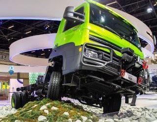 Especial Fenatran// Volkswagen e-Delivery: e-Citadino
