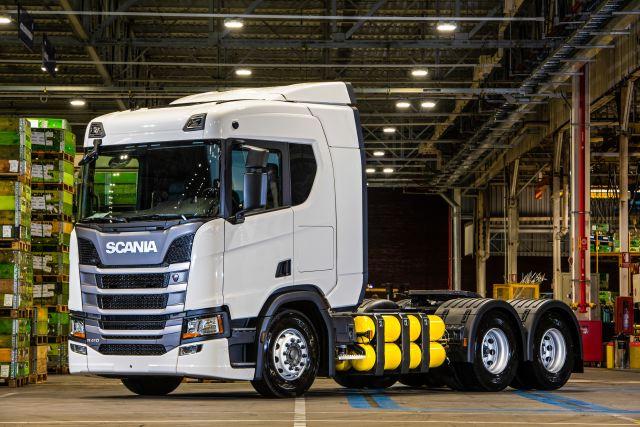 Especial Fenatran// Nueva Generación Scania: Combustibles alternativos