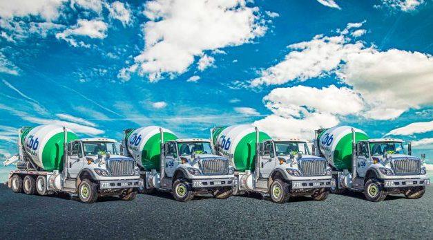 Cbb Ready Mix renueva flota de camiones Mixer