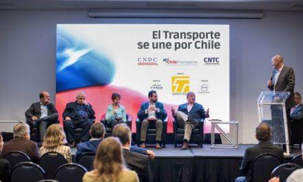 Gran foro del transporte de carga  RevistaT // Comprometidos por Chile