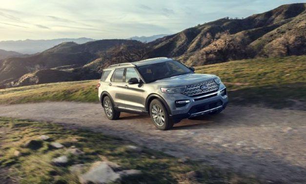 Ford presenta All New Ford Explorer en su sexta generación