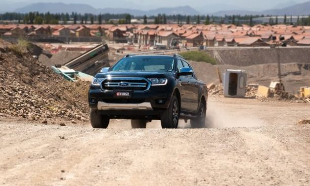 Ford New Ranger Limited // A trabajar con estilo