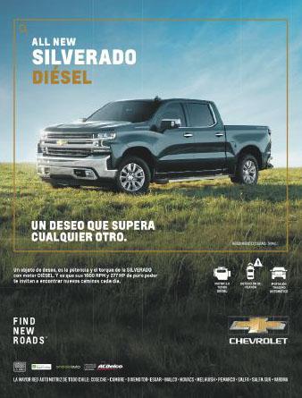 Av Chevrolet Silverado feb 2020