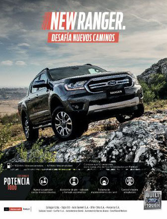 Av Ford Ranger feb 2020
