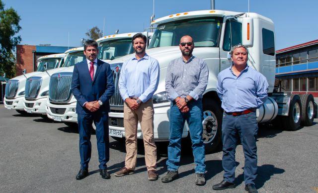 Transportes Santa María incorpora más International a su flota