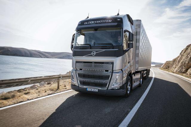 Nueva Generación Volvo fue presentada para Europa