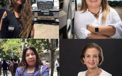 Presencia femenina en el transporte  // Qué nivel de mujer